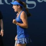 Thể thao - Cập nhật US Open ngày 2: Tay vợt 15 tuổi gây chấn động
