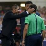 Bóng đá - Vắng Simeone, Atletico như rắn mất đầu