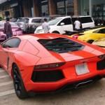 Ô tô - Xe máy - Lamborghini Aventador của Minh nhựa tái xuất ở Sài Gòn