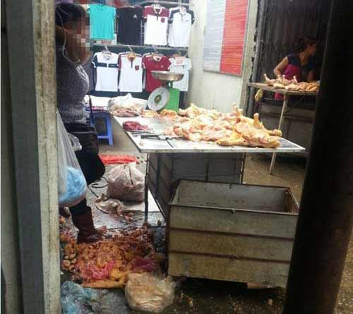 Thịt gà tồn cuối chợ đầu mối đi về đâu? - 1