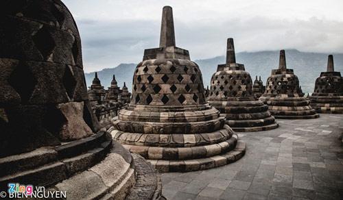 Đền thờ Phật giáo lớn nhất thế giới tại Indonesia - 9