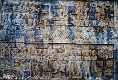 Đền thờ Phật giáo lớn nhất thế giới tại Indonesia - 4