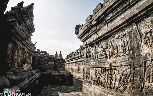 Đền thờ Phật giáo lớn nhất thế giới tại Indonesia - 5