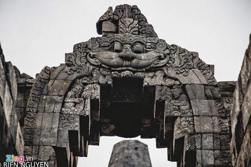 Đền thờ Phật giáo lớn nhất thế giới tại Indonesia - 6