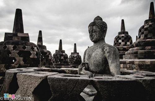 Đền thờ Phật giáo lớn nhất thế giới tại Indonesia - 8