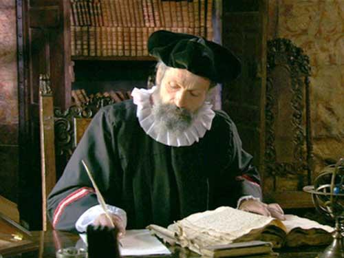 Nostradamus tiên đoán được cái chết của chính mình - 1