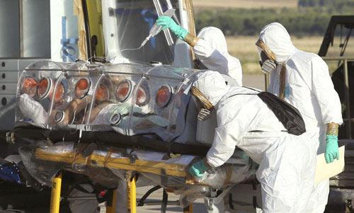 Xuất hiện ổ dịch Ebola mới tại một quốc gia - 1