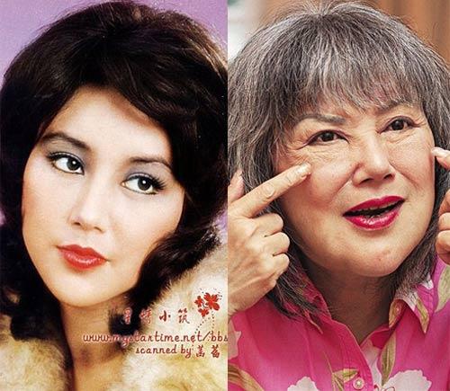 """Người đẹp Hoa ngữ phá tan khuôn mặt bằng """"dao kéo"""" - 5"""
