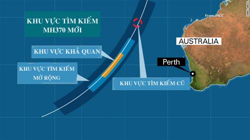 Úc hé lộ manh mối mới về hành trình của MH370 - 2
