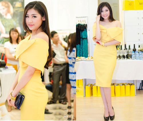 Váy nơ to bản như sao hấp dẫn chị em Việt - 4