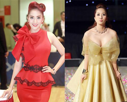 Váy nơ to bản như sao hấp dẫn chị em Việt - 5