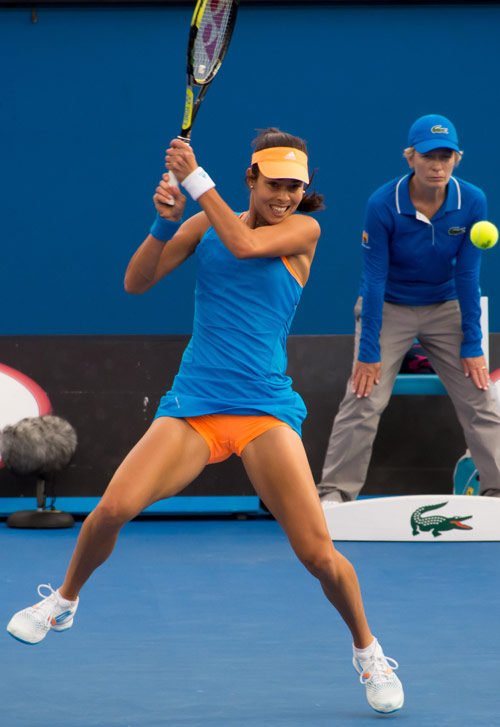 Vận động viên tennis ngày càng sexy và phong cách - 13