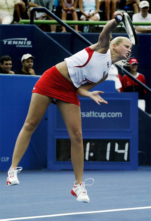 Vận động viên tennis ngày càng sexy và phong cách - 14