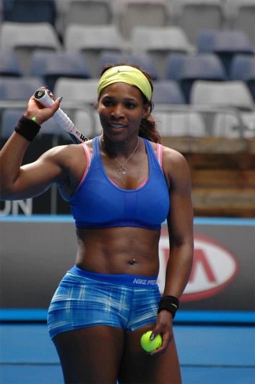 Vận động viên tennis ngày càng sexy và phong cách - 15