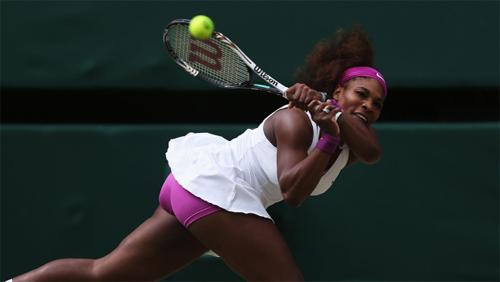 Vận động viên tennis ngày càng sexy và phong cách - 16