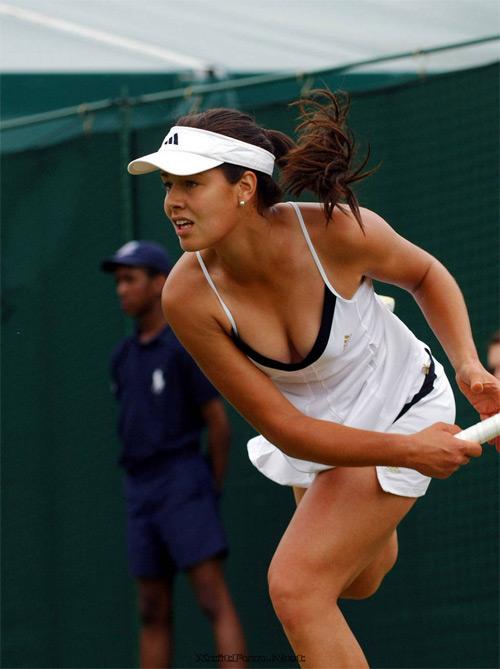 Vận động viên tennis ngày càng sexy và phong cách - 2