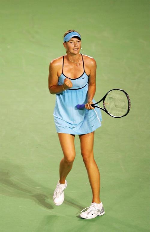 Vận động viên tennis ngày càng sexy và phong cách - 18
