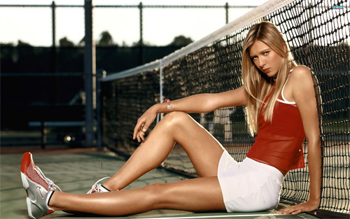 Vận động viên tennis ngày càng sexy và phong cách - 5