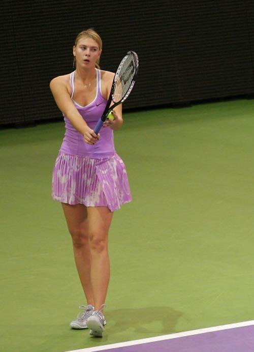 Vận động viên tennis ngày càng sexy và phong cách - 8