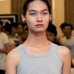 Video clip Thời trang - Xuất hiện người mẫu lưỡng tính ở VNTM