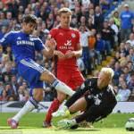 Bóng đá - Mourinho lo sốt vó vì Costa bị chấn thương bất ngờ