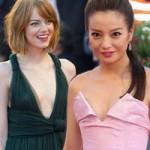 Triệu Vy, Emma Stone nổi bật tại LHP Venice