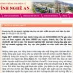 Tin tức trong ngày - Đến lượt tỉnh Nghệ An ra công văn chỉ đạo uống bia