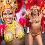 Thời trang - Lễ hội của thời trang và da thịt sôi động tại Anh