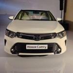 Ô tô - Xe máy - Ảnh thực tế Toyota Camry 2015 được công bố