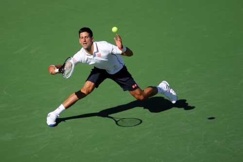 Djokovic – Mathieu: Siêu tốc (V2 US Open) - 1