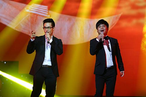 Dàn mỹ nhân Việt duyên dáng hát vì hòa bình - 15