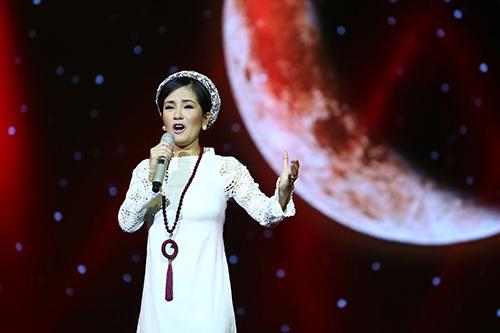 Dàn mỹ nhân Việt duyên dáng hát vì hòa bình - 5