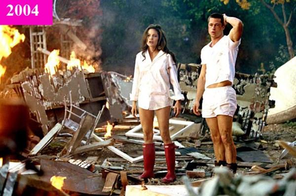 10 năm chung sống hoàn hảo của cặp đôi vàng Hollywood - 1