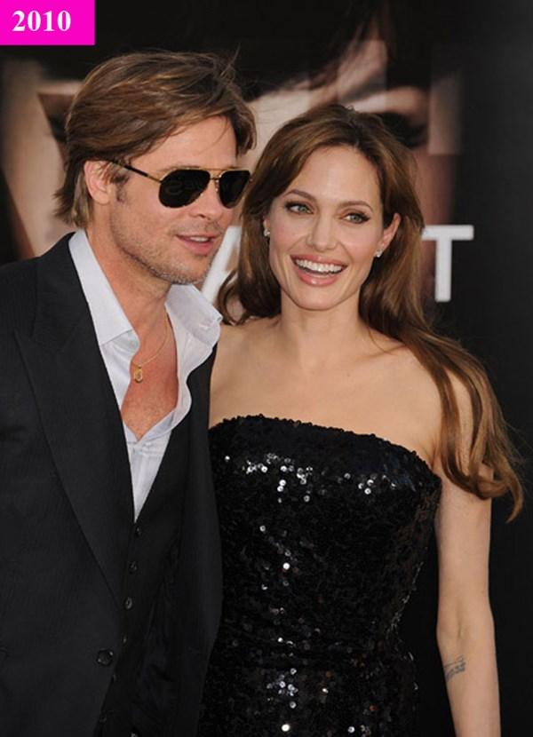 10 năm chung sống hoàn hảo của cặp đôi vàng Hollywood - 10