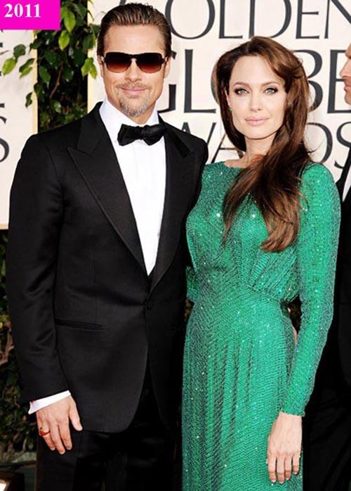 10 năm chung sống hoàn hảo của cặp đôi vàng Hollywood - 11