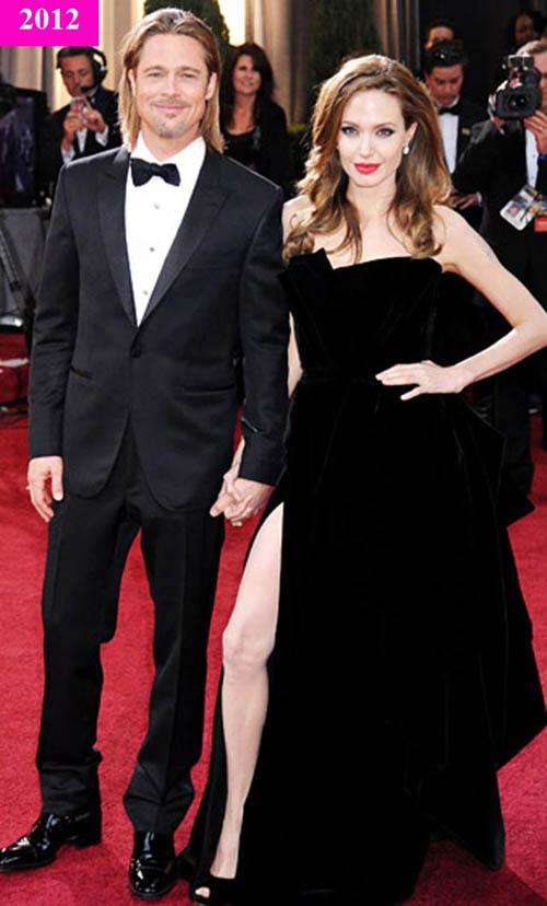 10 năm chung sống hoàn hảo của cặp đôi vàng Hollywood - 12
