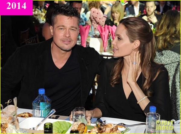 10 năm chung sống hoàn hảo của cặp đôi vàng Hollywood - 15