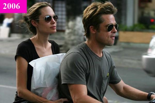 10 năm chung sống hoàn hảo của cặp đôi vàng Hollywood - 4