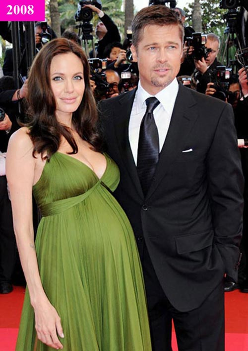 10 năm chung sống hoàn hảo của cặp đôi vàng Hollywood - 7
