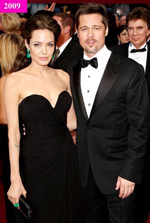 10 năm chung sống hoàn hảo của cặp đôi vàng Hollywood - 9