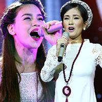 Dàn mỹ nhân Việt duyên dáng hát vì hòa bình