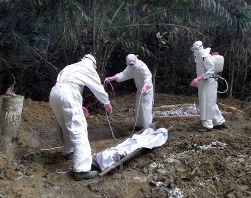 Nỗi ám ảnh của người sống sót trong 'tâm bão' Ebola - 3