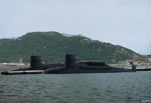 TQ quyết che giấu căn cứ tàu ngầm bí mật ở Biển Đông - 2