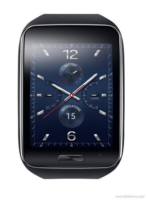 Đồng hồ thông minh Samsung Gear S kết nối 3G ra mắt - 1