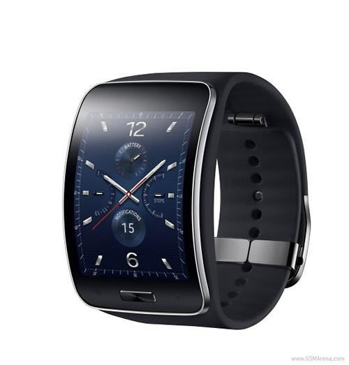 Đồng hồ thông minh Samsung Gear S kết nối 3G ra mắt - 2