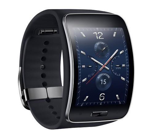 Đồng hồ thông minh Samsung Gear S kết nối 3G ra mắt - 3