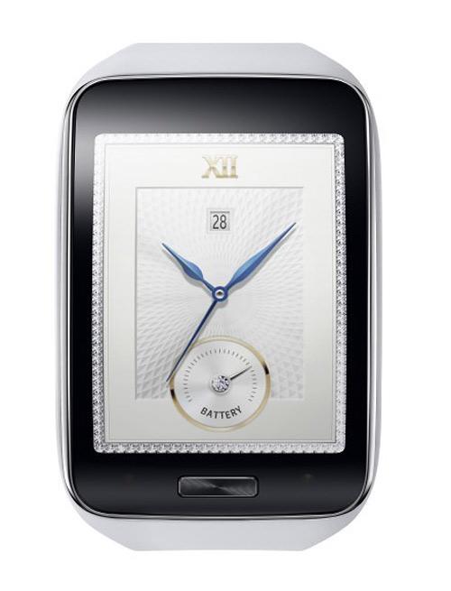 Đồng hồ thông minh Samsung Gear S kết nối 3G ra mắt - 5