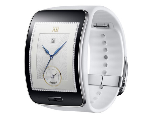 Đồng hồ thông minh Samsung Gear S kết nối 3G ra mắt - 6