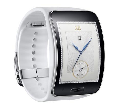 Đồng hồ thông minh Samsung Gear S kết nối 3G ra mắt - 7