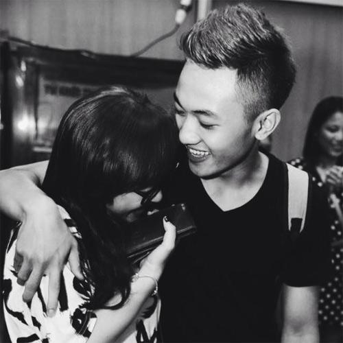 Con gái Thanh Lam khoe clip hôn bạn trai kiểu Hàn - 3